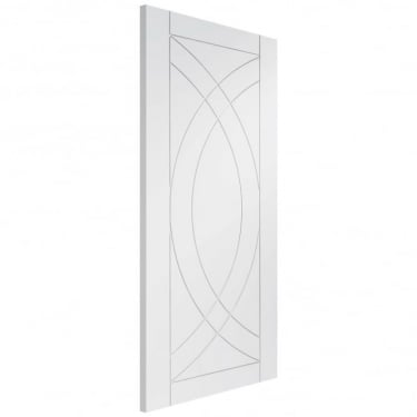 Internal White Primed Treviso Door