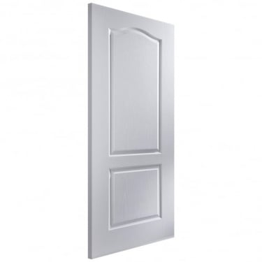Internal White Primed Woodgrain Camden 44mm FD30 Fire Door (CMNF)