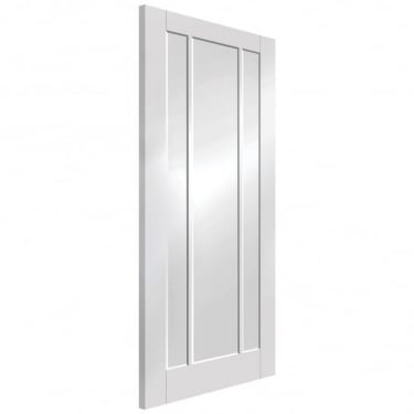 Internal White Primed Worcester Door