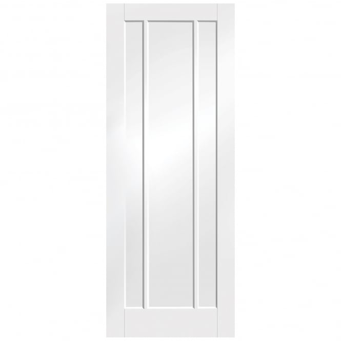 XL Joinery Internal White Primed Worcester Door