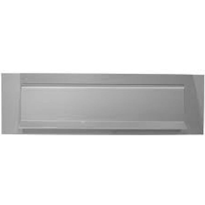 Frelan Hardware J1403 Satin Anodised Aluminium External Gravity Letterplate