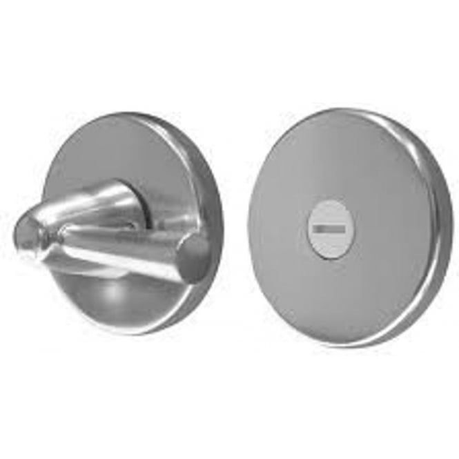 Frelan Hardware J4650B Satin Anodised Aluminium WC Easy Turn And Release