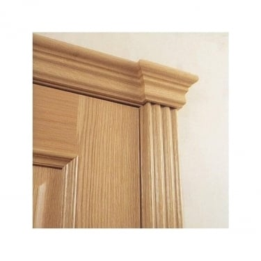 JB Kind Doors 1100mm Oak Veneered Sovereign Set