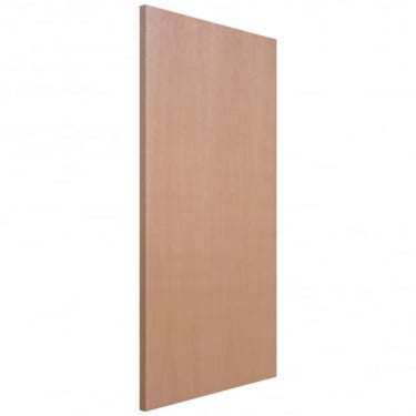 External Plywood Unfinished Paint Grade Flush FD30 Fire Door
