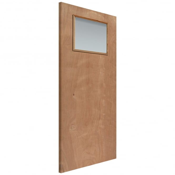 JB Kind Doors External Un-Finished Paint Grade Flush JET2 Unglazed Door