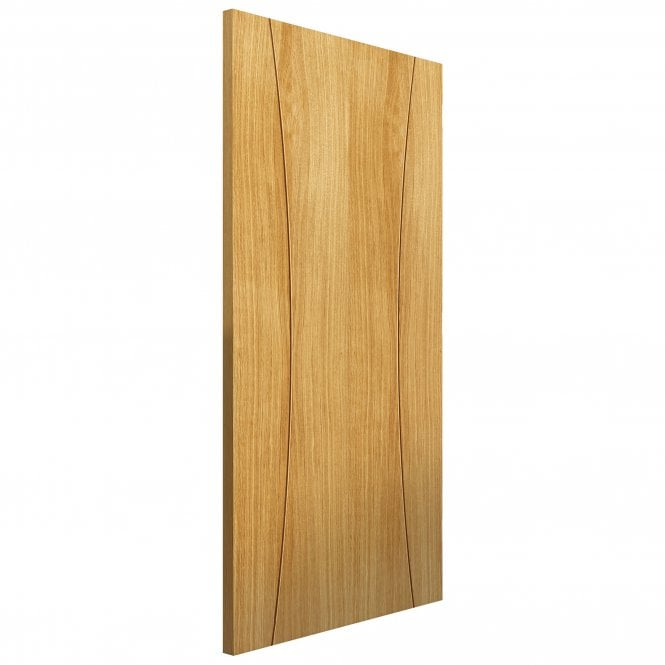 JB Kind Doors Internal Fully Finished Elements Oak Arcos FD30 Fire Door