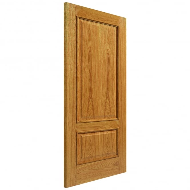 JB Kind Doors Internal Fully Finished Royale Traditional Oak 12M FD30 Fire Door