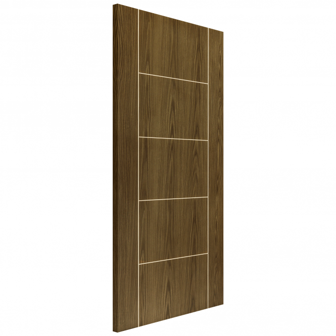 JB Kind Doors Internal Fully Finished Soft Walnut Eco Mocha FD30 Fire Door