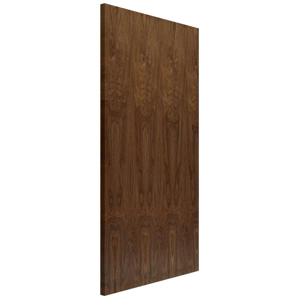 Jb Kind Doors Internal Walnut Fully Finished Flush Door