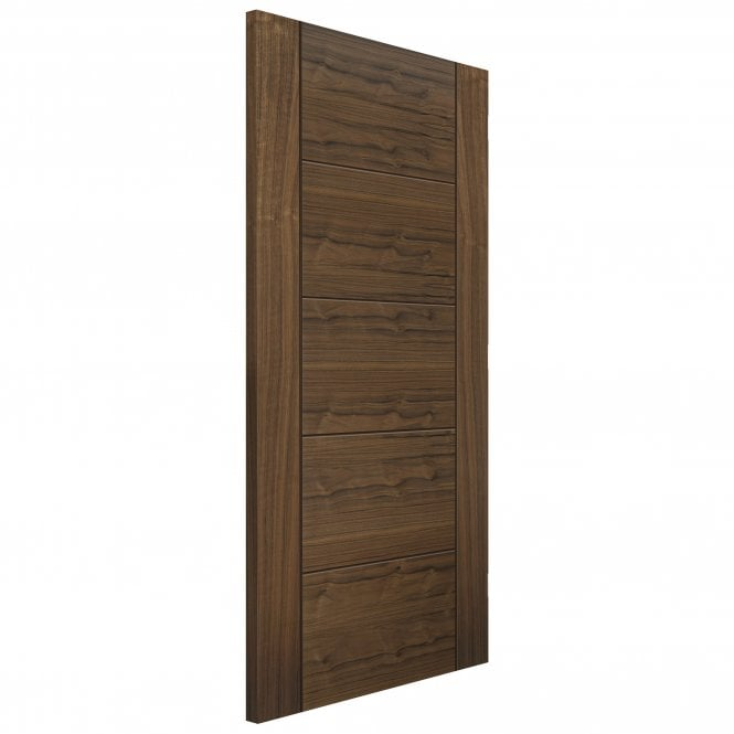 JB Kind Doors Internal Fully Finished Walnut Tigris/Emral FD30 Fire Door