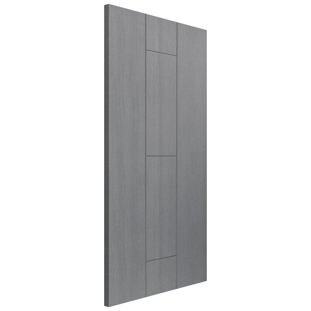 Internal Slate Grey Fully Finished Painted Ardosia FD30 Fire Door & JB Kind Doors Internal Slate Grey Fully Finished Painted Ardosia ...