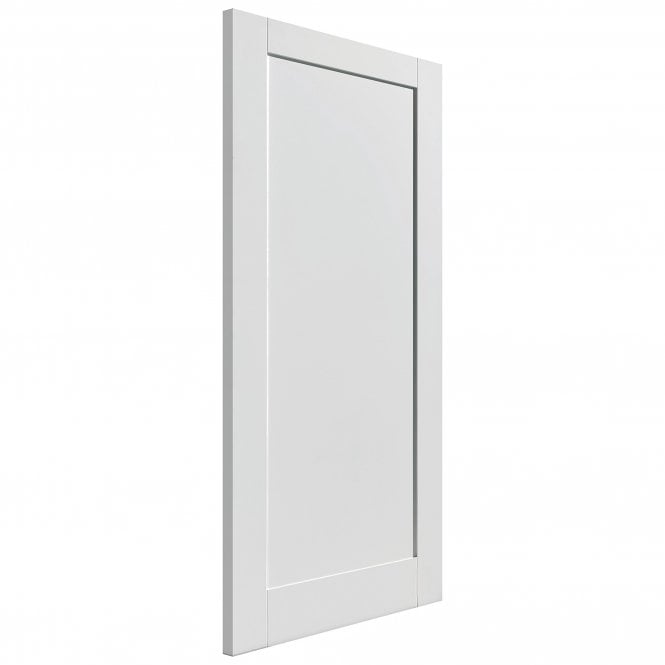 JB Kind Doors Internal White Primed Calypso Antigua Door