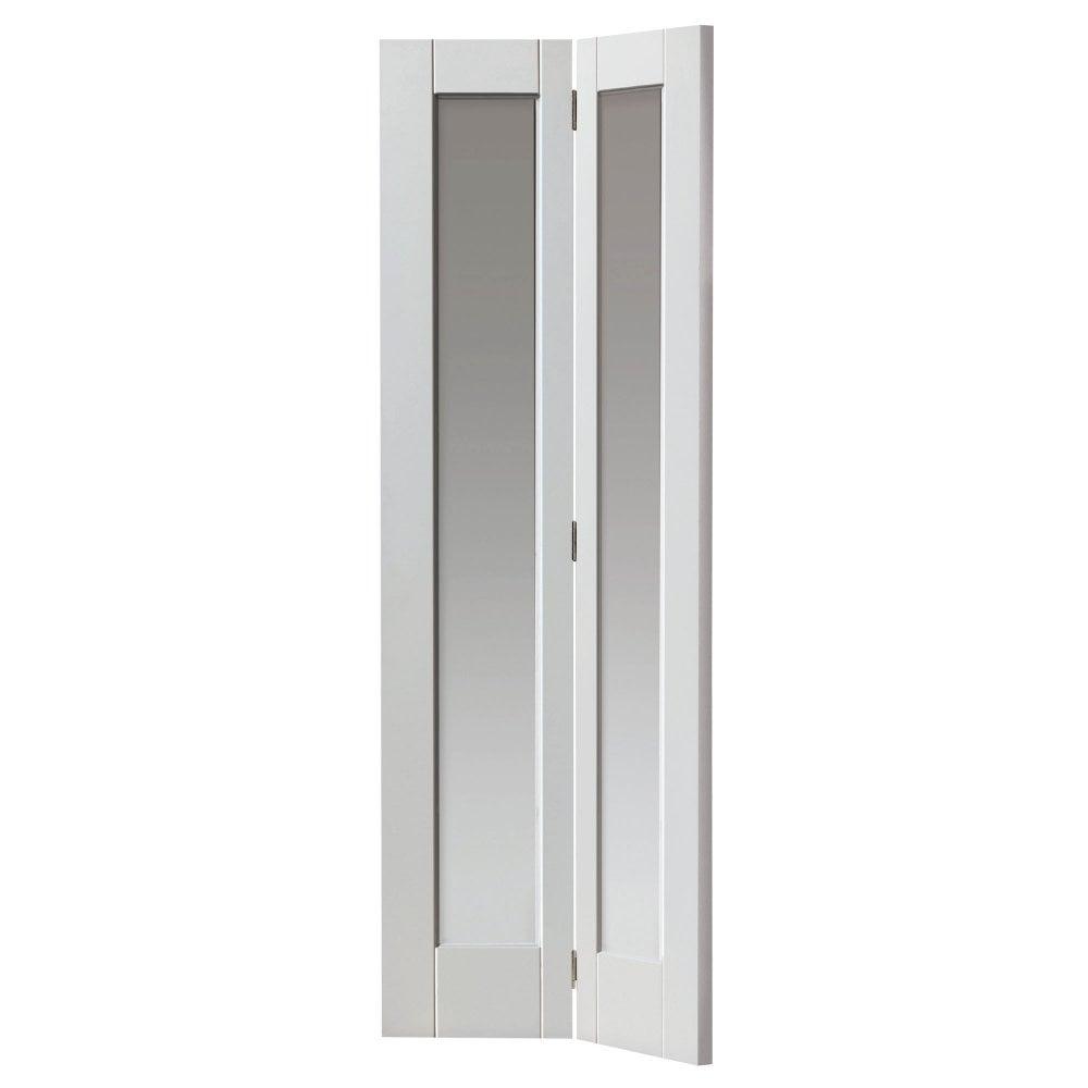 Jb Kind Doors Internal White Primed Shaker Tobago 2l Bi