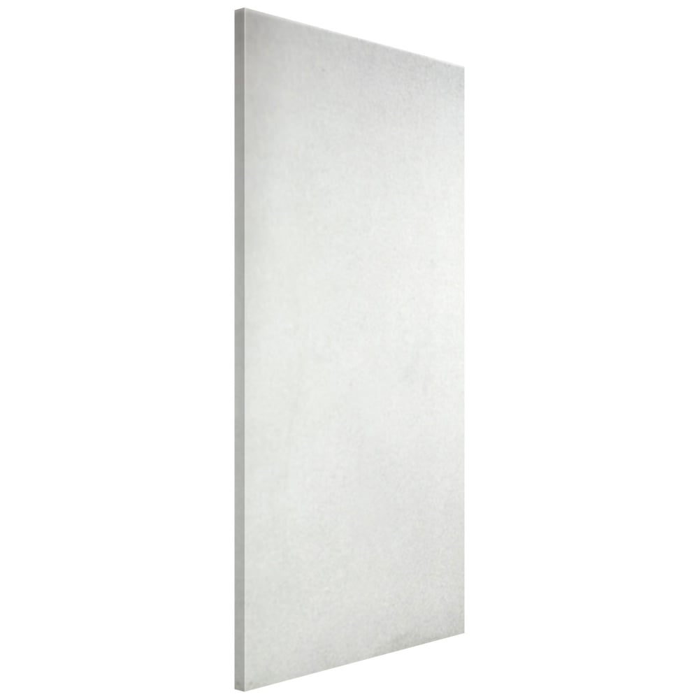 Internal White Primed Hardboard Flush Door  sc 1 st  Leader Doors & JB Kind Flush White Primed Panelled Internal Door | Leader Doors pezcame.com
