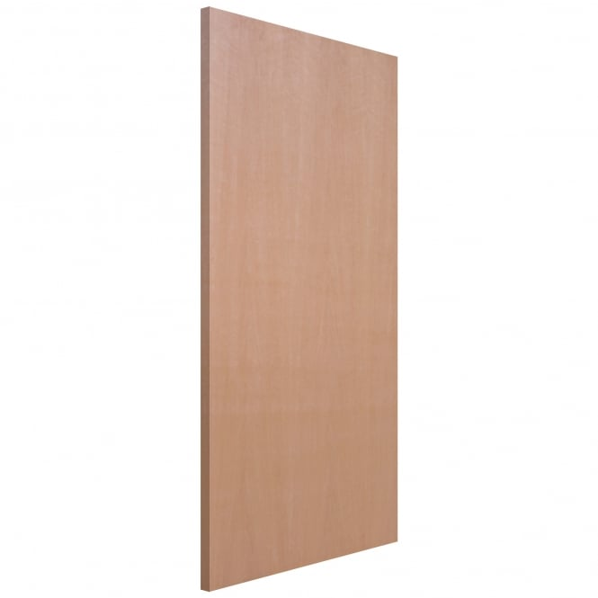 JB Kind External Plywood Unfinished Paint Grade Flush FD30 Fire Door