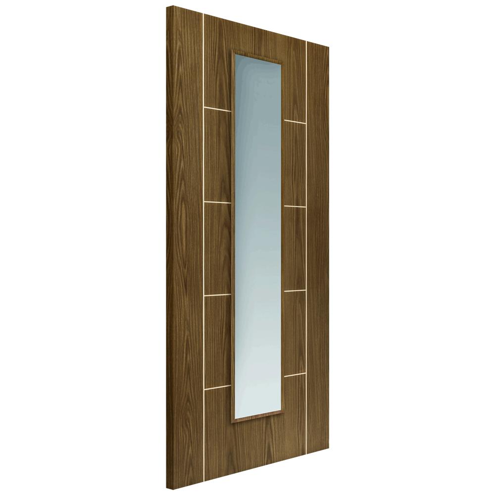 Jb kind internal fully finished soft walnut eco mocha door for Eco doors