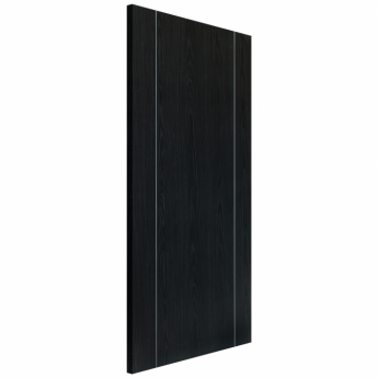 JB Kind Internal Pre-Finished Ash Grey Eco Argento FD30 Fire Door