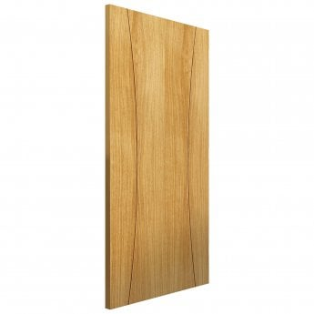 JB Kind Internal Pre-Finished Elements Oak Arcos FD30 Fire Door