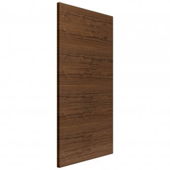 JB Kind Internal Pre-Finished Flush Walnut Fernor FD30 Fire Door