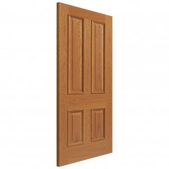 JB Kind Internal Pre-Finished Royale Traditional Oak E14M FD30 Fire Door