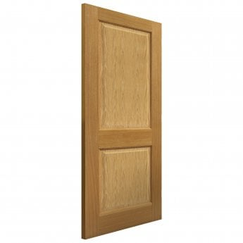 JB Kind Internal Pre-Finished Simply Oak Charnwood FD30 Fire Door