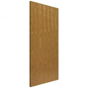 JB Kind Internal Pre-Finished Veneered Oak Flush FD30 Fire Door