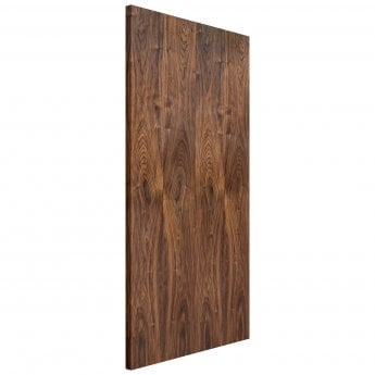 JB Kind Internal Pre-Finished Veneered Walnut Flush FD30 Fire Door