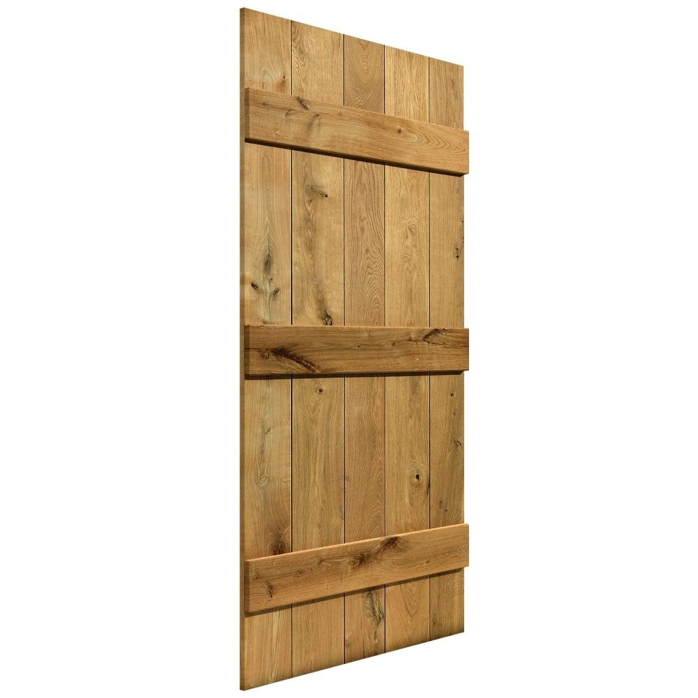 Internal Rustic Oak Unfinished Cottage Solid Ledged Door  sc 1 st  Leader Doors & JB Kind Internal Rustic Oak Unfinished Door | Leader Doors