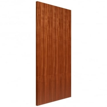 Internal Sapele Fully Finished Flush Door