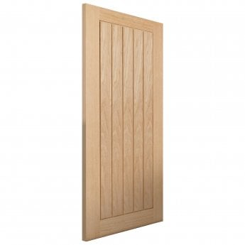 JB Kind Internal Un-Finished River Cottage Oak Thames Door