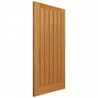 JB Kind Internal Un-Finished River Cottage Oak Yoxall FD30 Fire Door
