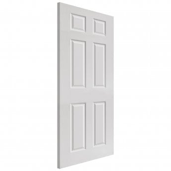 JB Kind Internal White Moulded Smooth Colonist FD30 Fire Door