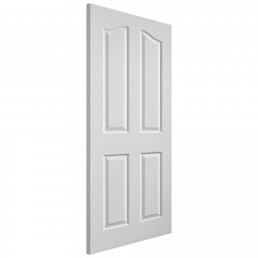 Internal White Primed Classic Edwardian Door