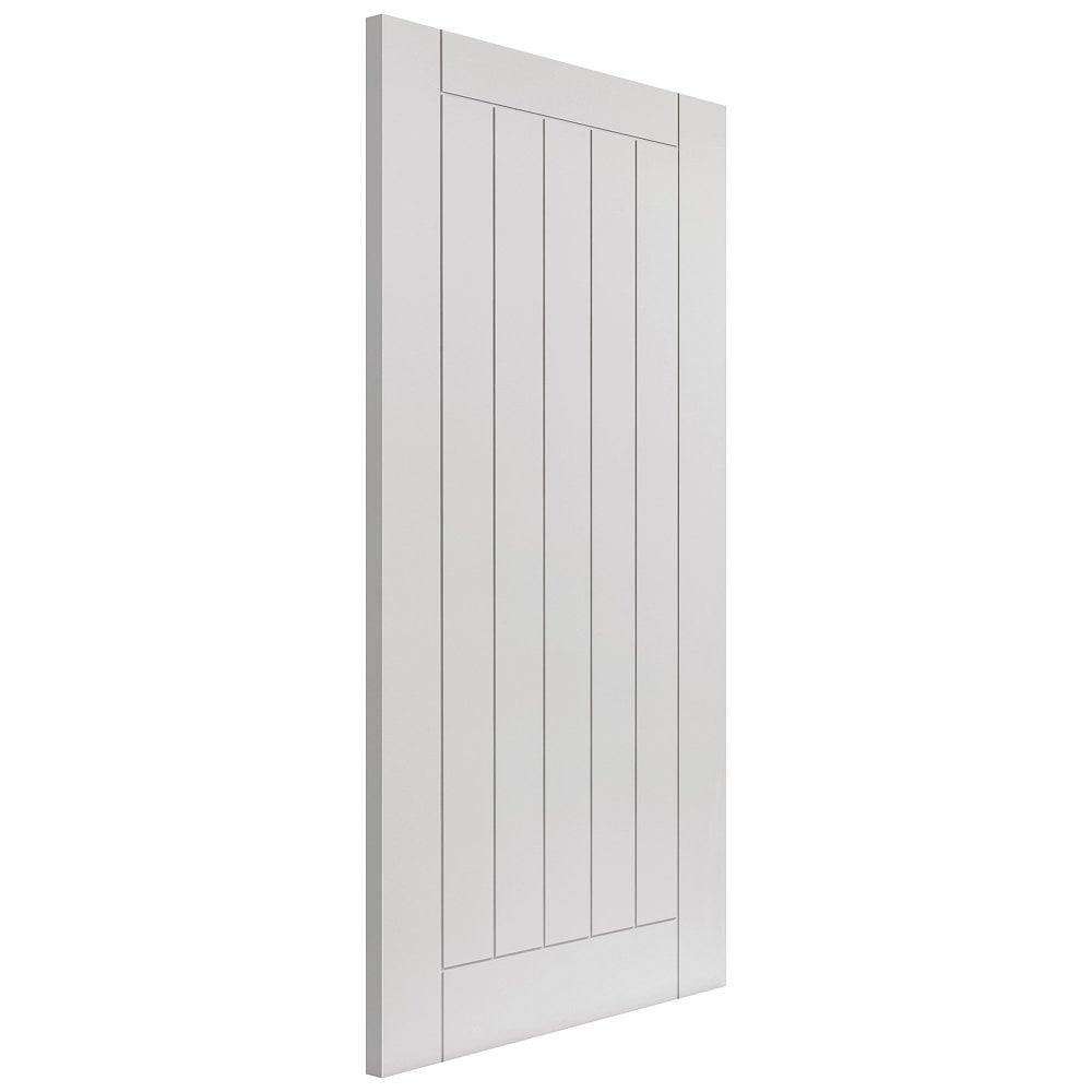 Internal White Primed Cottage Savoy Door  sc 1 st  Leader Doors & JB Kind Internal White Primed Savoy Door | Leader Doors