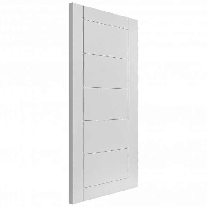JB Kind Internal White Primed Limelight Apollo FD30 Fire Door