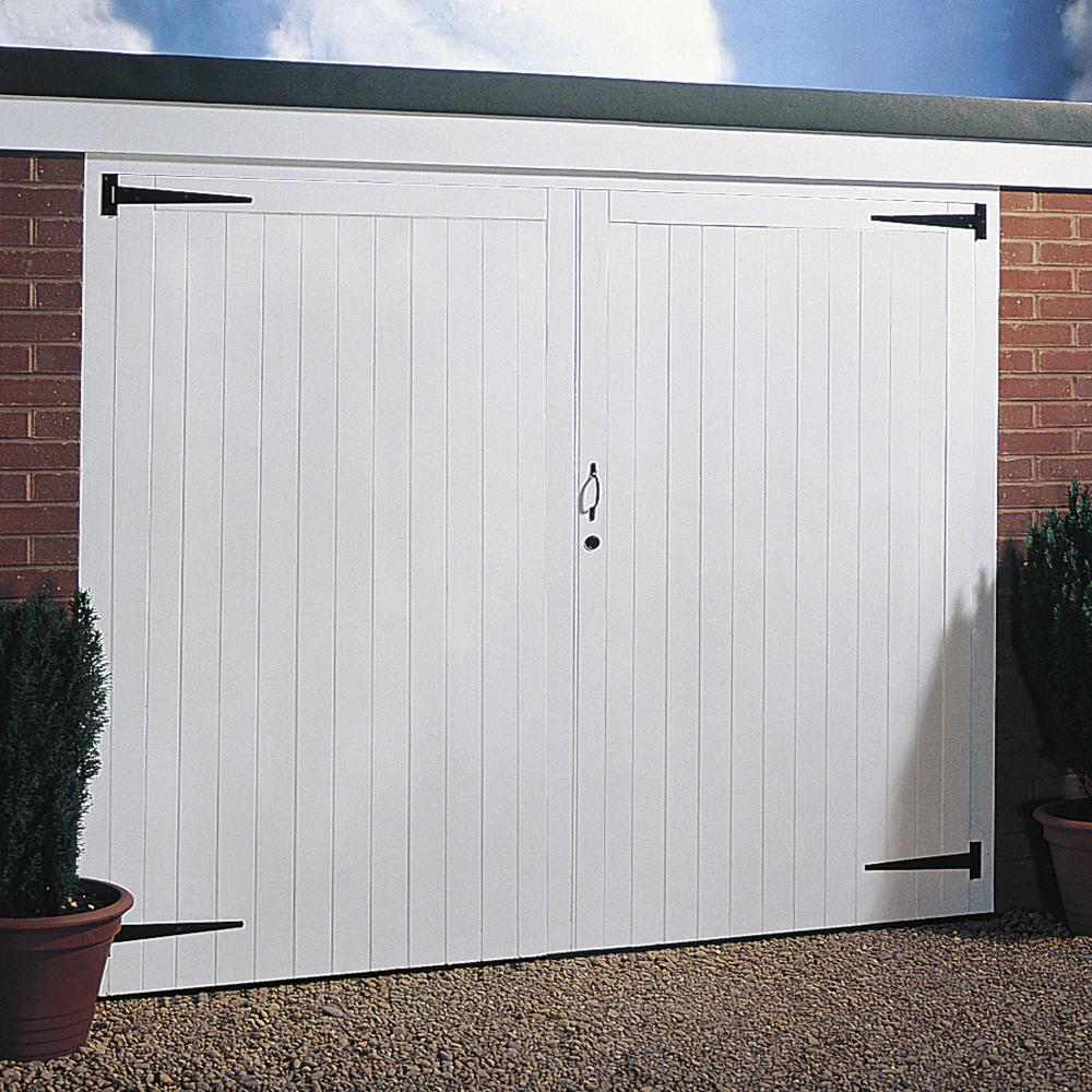 Jeld Wen External Timber Side Hung Gtg Garage Door Doors From