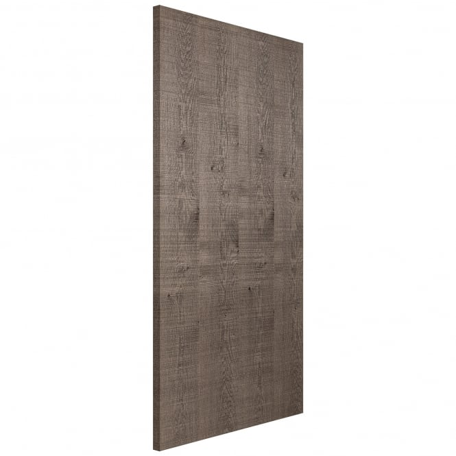 Jeld-Wen Internal Grey Oak Textured 54mm Fire Door