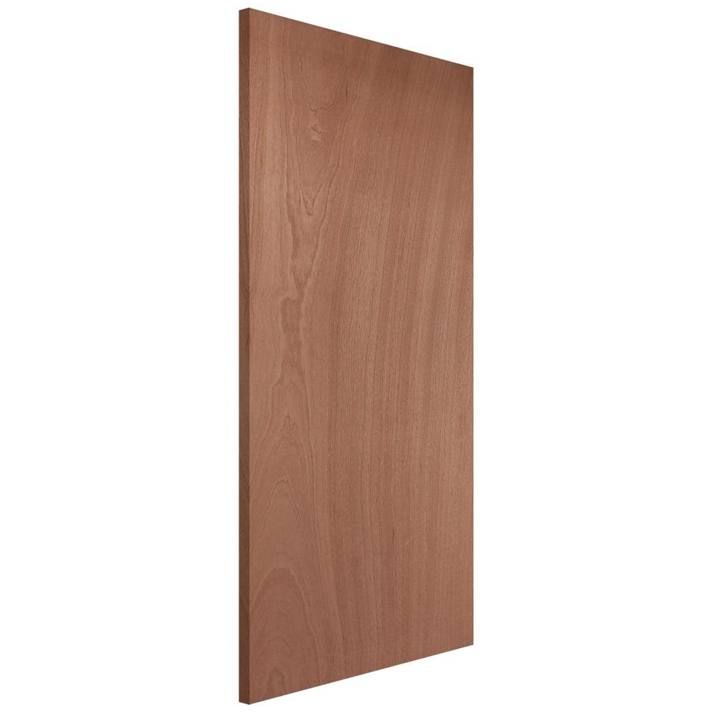 Jeld wen internal plywood unfinished paint grade flush for Flush door