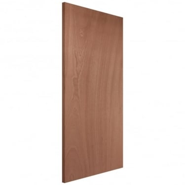 Internal Plywood Unfinished Paint Grade Flush 44mm FD30 Fire Door