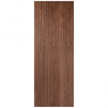 Jeld-Wen Internal Walnut Crown Cut Door