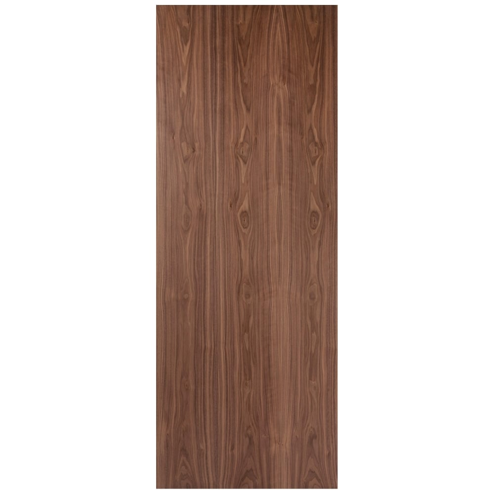 Internal Walnut Fully Finished Crown Cut Flush Door  sc 1 st  Leader Doors & Jeld-Wen Internal Walnut Pre-Finished Crown Cut Door | Leader Doors