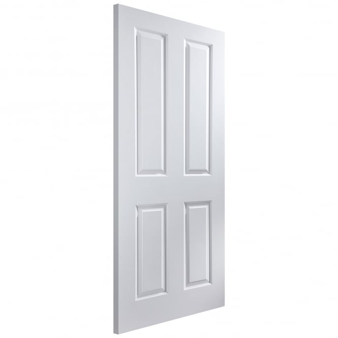 Internal White Moulded Atherton 35mm Fire Door