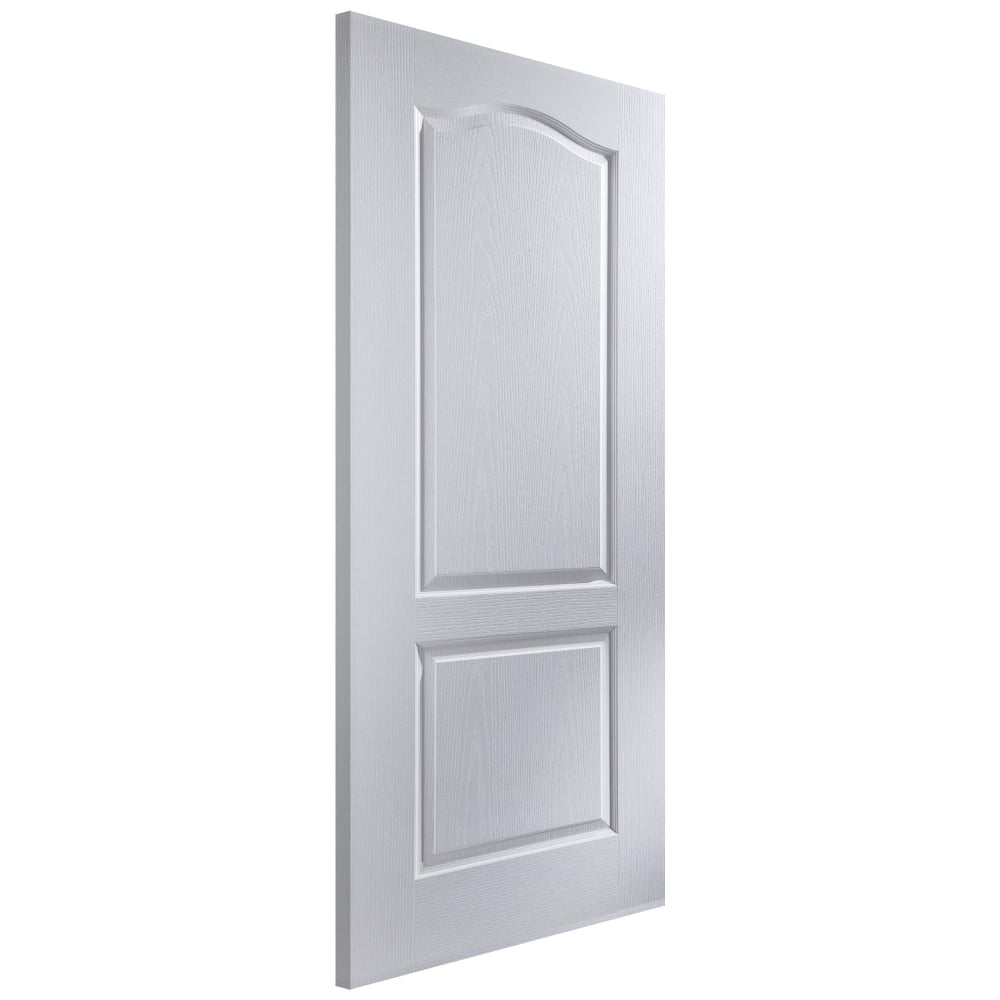 Jeld Wen Camden White Moulded Panelled Internal Door Leader Doors