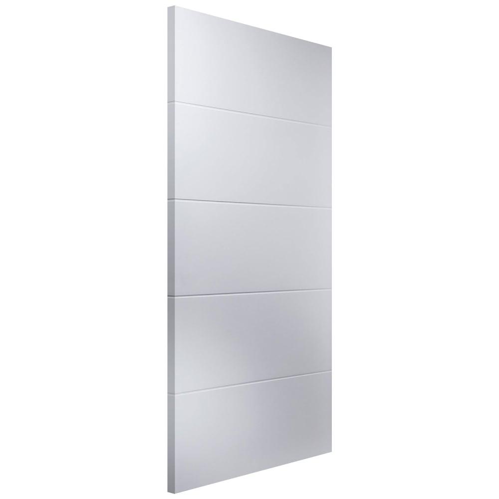 Jeld Wen Internal White Moulded Linea 54mm Fd30 Fire Door