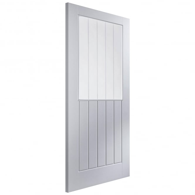 Jeld Wen Internal White Moulded Newark 1l Door With