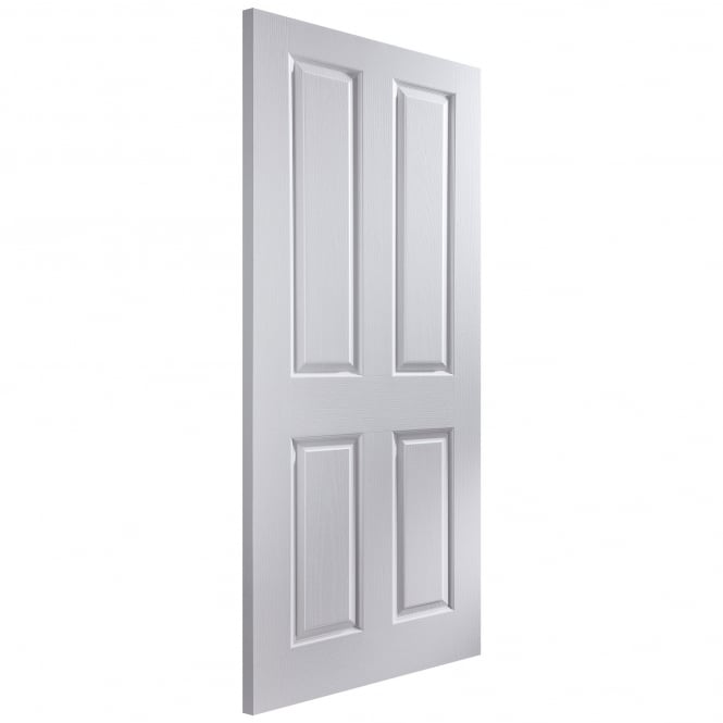 Jeld-Wen Internal White Moulded Oakfield Middleweight Door