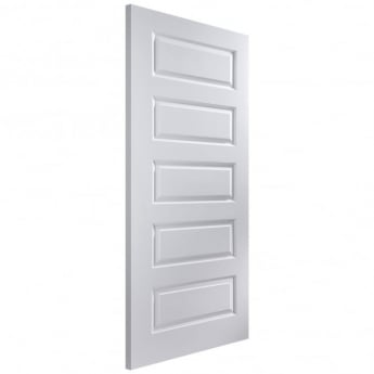 Jeld-Wen Internal White Moulded Rockport Middleweight Door