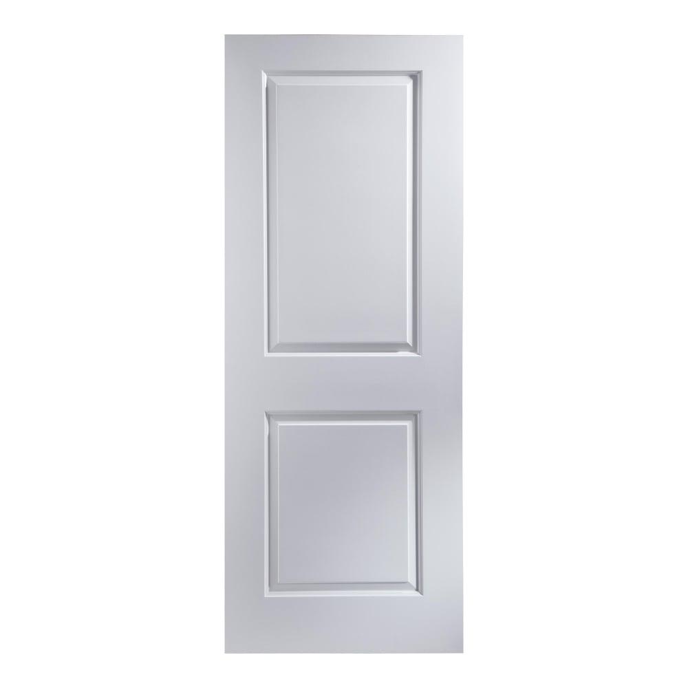 Internal White Moulded Unfinished Cambridge Door  sc 1 st  Leader Doors & Jeld-Wen Internal White Moulded Unfinished Cambridge Door   Leader Doors