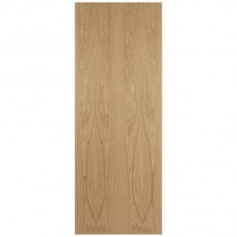 Jeld-Wen Internal White Oak Crown Cut 54mm Fire Door