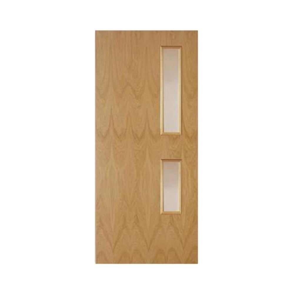 Jeld Wen Internal White Oak Fully Finished Crown Cut Gc05